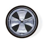 Maltese Wheel Wall Clock