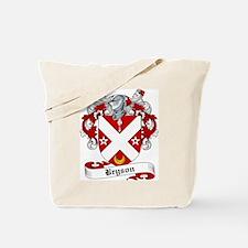 Bryson Family Crest Tote Bag