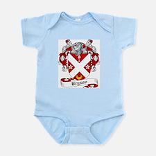 Bryson Family Crest Infant Creeper