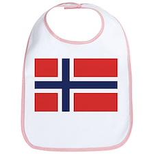 Flag of Noway Bib