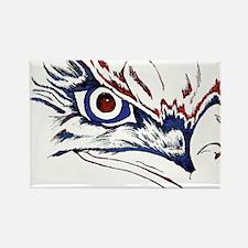 usa eagle Rectangle Magnet