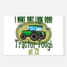 Tractor Tough 72nd Postcards (Package of 8)