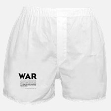 WAR Boxer Shorts