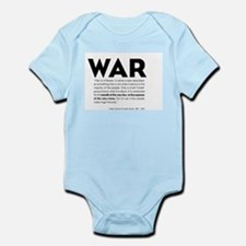 WAR Infant Creeper