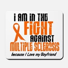 In The Fight Against MS 1 (Boyfriend) Mousepad
