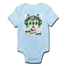 Burnett Family Crest Infant Creeper