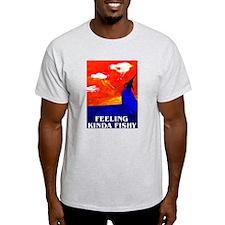 Funny Kids marlin T-Shirt