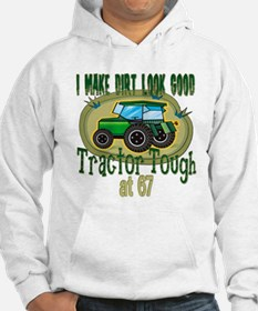 Tractor Tough 67th Hoodie
