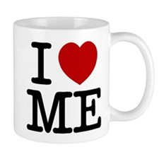 I LOVE ME By RIFFRAFFTEES.COM Mug