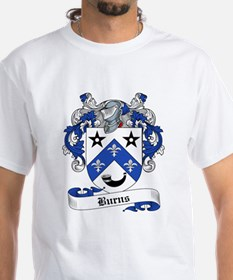 Burns Family Crest Shirt