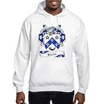 Burns Family Crest Hooded Sweatshirt