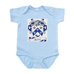 Burns Family Crest Infant Creeper