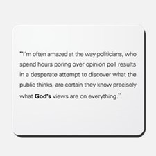 God's View Mousepad
