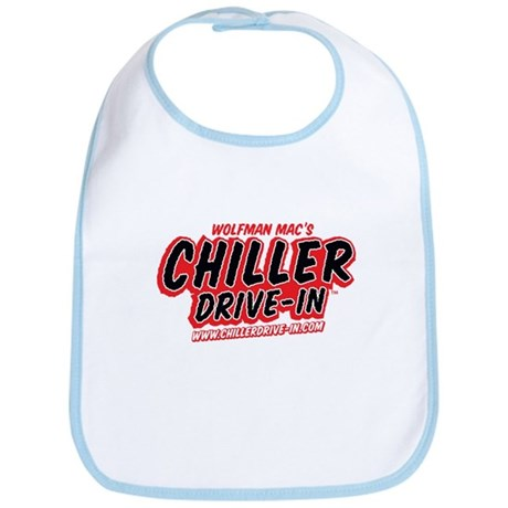 Chiller Drive-In - RED - Bib