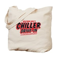 Chiller Drive-In - RED - Tote Bag