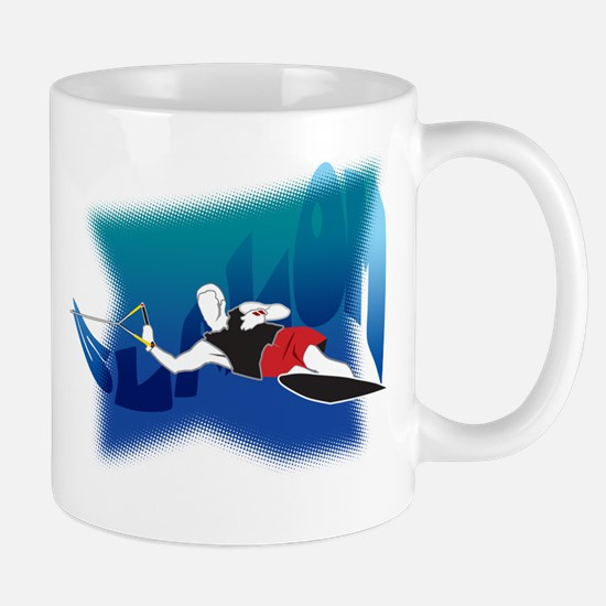 Slalom Waterskier Mug