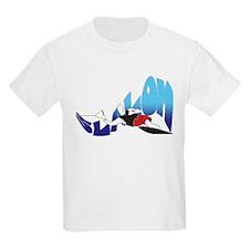 Slalom Waterskier T-Shirt