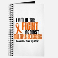 In The Fight Against MS 1 (Wife) Journal