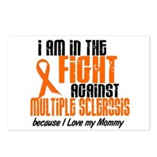 In The Fight Against MS 1 (Mommy) Postcards (Packa