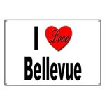 I Love Bellevue Banner