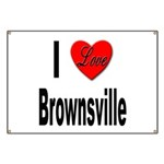 I Love Brownsville Banner