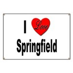 I Love Springfield Banner