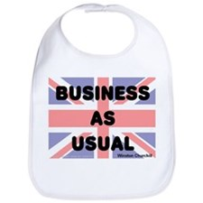 Business as usual -- Winston Bib
