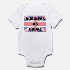 Business as usual -- Winston Infant Creeper