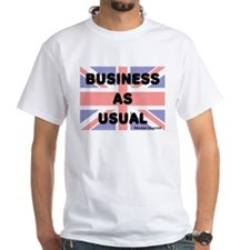 Business as usual -- Winston Shirt