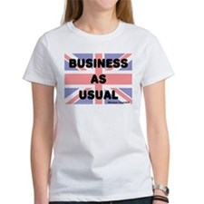 Business as usual -- Winston Tee