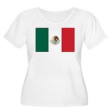 Flag of Mexico T-Shirt