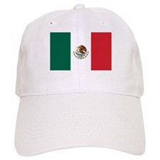 Flag of Mexico Cap
