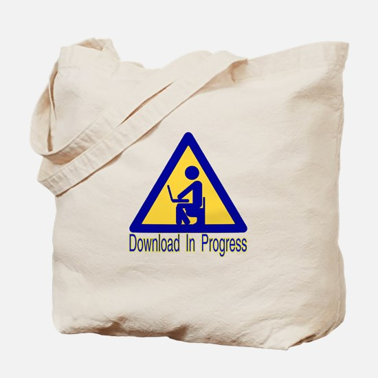 Crappy Download Tote Bag