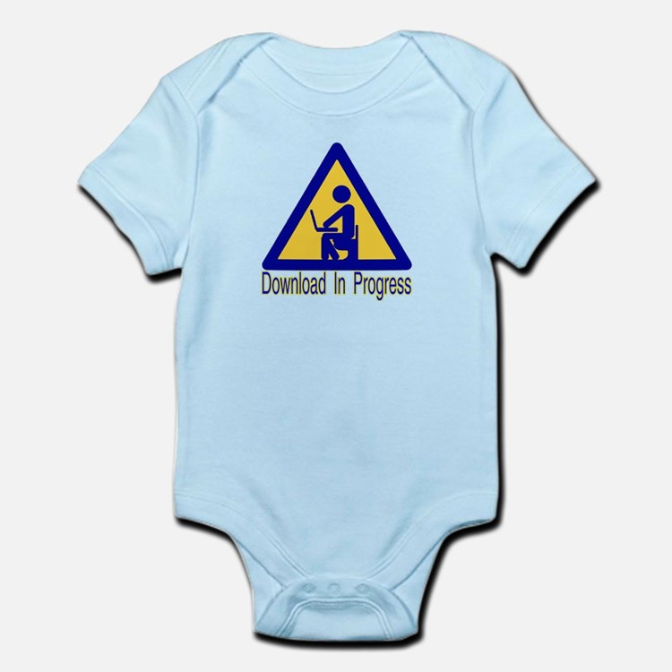 Crappy Download Infant Bodysuit
