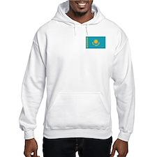 Flag of Kazakhstan Hoodie
