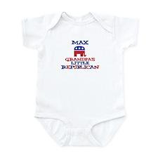 Austin - Grandpa's Little Rep Infant Bodysuit