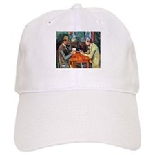 The Card Players Baseball Cap
