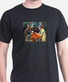 The Card Players T-Shirt