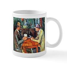 The Card Players Mug