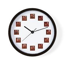 Shire Ranks Wall Clock