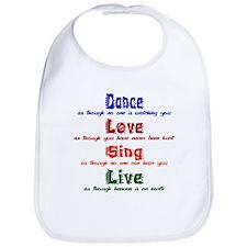 Dance_Love_Sing_Live Bib