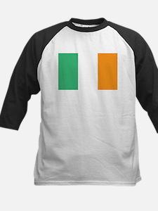 Flag of Ireland Kids Baseball Jersey