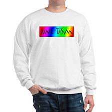 Autistic Awareness 3 Sweatshirt