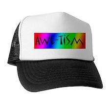 Autistic Awareness 3 Trucker Hat
