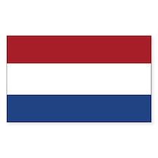 Flag of Netherlands Decal
