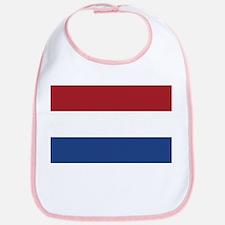 Flag of Netherlands Bib