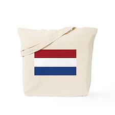 Flag of Netherlands Tote Bag