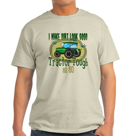 Tractor Tough 60th Light T-Shirt