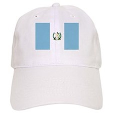 Flag of Guatemala Baseball Cap