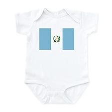 Flag of Guatemala Infant Bodysuit